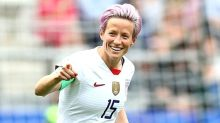 Trump Reacts To Megan Rapinoe's National Anthem Protest