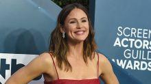 """El consejo de Jennifer Garner a una fan dolida por una ruptura: """"Las risas volverán, merece la pena luchar"""""""