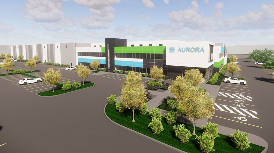 New Aurora edibles plant doesn't rule out food and drink partnerships: exec