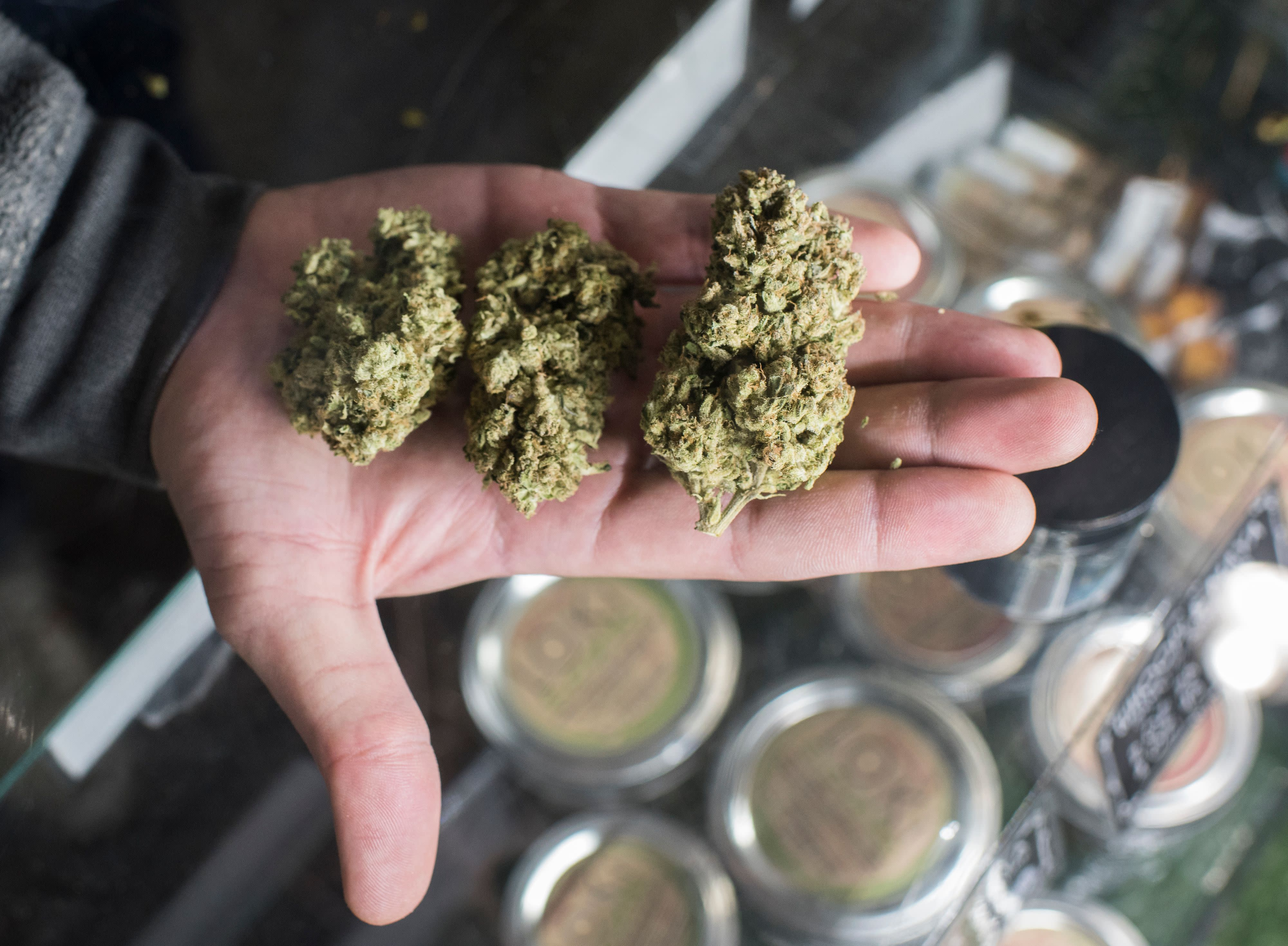 California Launches First Legal Retail Sales of Marijuana
