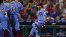 Bryce Harper's game-winning grand slam is even better with the Spanish call