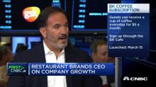 Restaurant Brands' Jose Cil on Burger King's new coffee s...