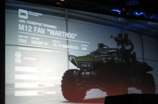 Top Gear's Jeremy Clarkson examines the Warthog in Forza 4