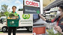 Woolworths and Coles home delivery: Which saves you more time and money?