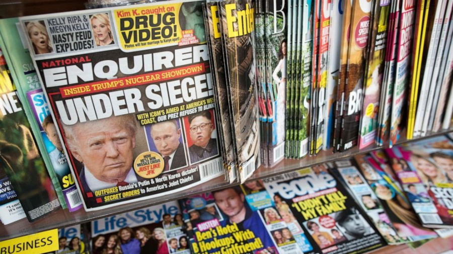 National Enquirer sold for $100M in wake of scandals