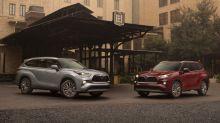 Toyota announces pricing for 2020 Highlander and Highlander Hybrid