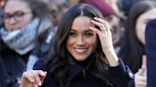 Meghan Markle and Prince Harry's first public outing in pictures