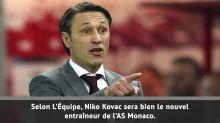 Monaco - Kovac débarque sur le Rocher !