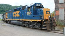 CSX Sees Slower Revenue Growth, OKs $5 Billion Buyback