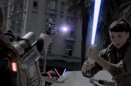 Watch BioWare's lightsaber-fueled live-action SWTOR ad