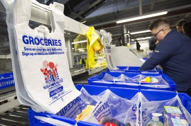 Tesco's same-day grocery delivery option is going UK-wide