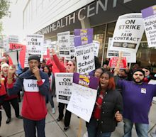 A day without teachers: 32,000+ educators in Chicago went on strike. Here's what happened