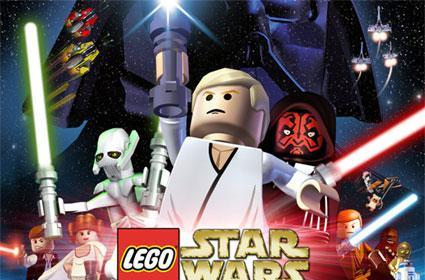 Today's most re-sellable video: Lego Star Wars trailer