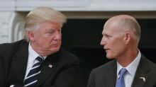 Rick Scott's ties to Trump may now be an asset in Florida's Senate race
