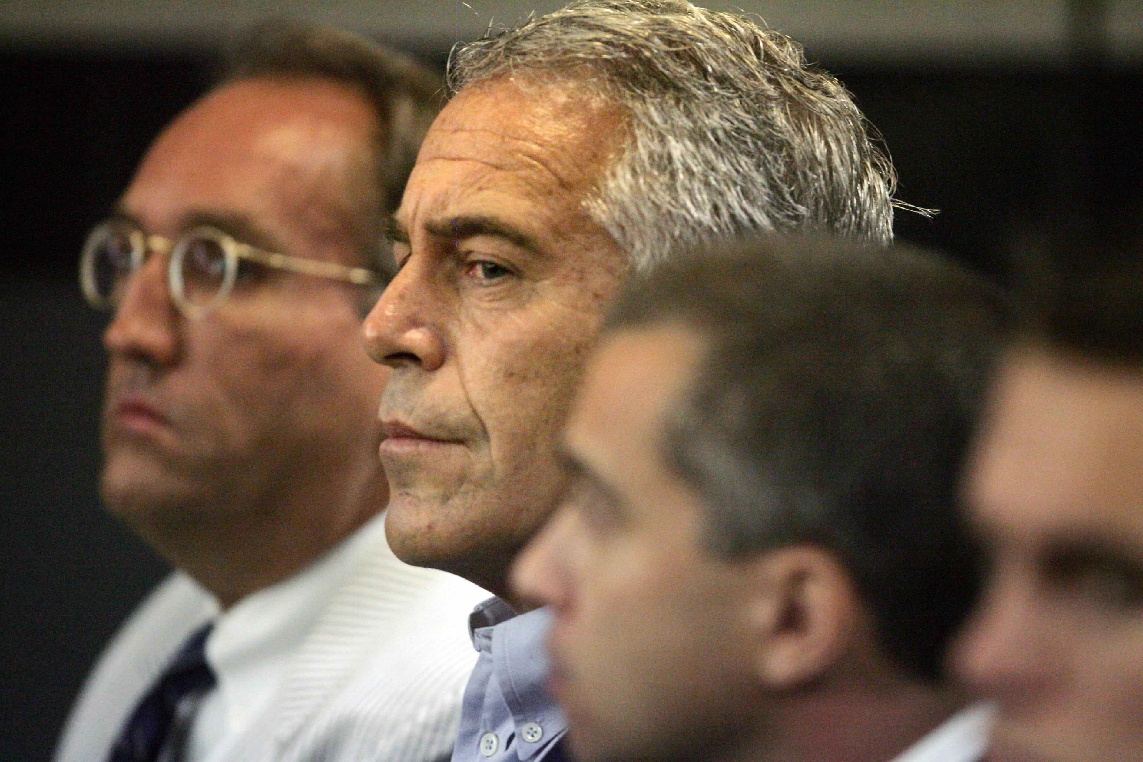 Jeffrey Epstein signed a will just two days before he died by suicide, court records say