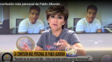 Duras críticas a Sonsoles Ónega por su comentario al enterarse de que Pablo Alborán es gay