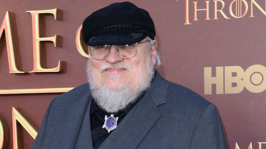 """GRRM missed GoT set visits to finish """"complex"""" new book"""