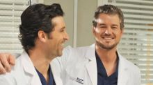 Patrick Dempsey and Eric Dane's Social Distancing Photo Will Delight Grey's Anatomy Fans