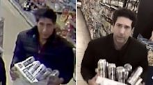 'Is this the Ross from Friends case?' David Schwimmer lookalike appears in court on theft charges