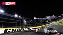 NASCAR rain delay updates: Tracking Charlotte weather forecast for Thursday's postponed Cup race