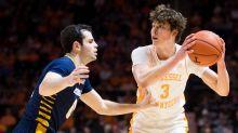 Former Tennessee basketball forward Drew Pember transferring to UNC Asheville