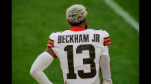 Odell Beckham Jr. says it was 'bittersweet' watching Browns' playoff run