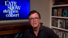 Colbert on George Floyd's death: 'In civilized countries, that's called murder'