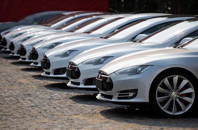 New electric GT racing series to feature Tesla's Model S