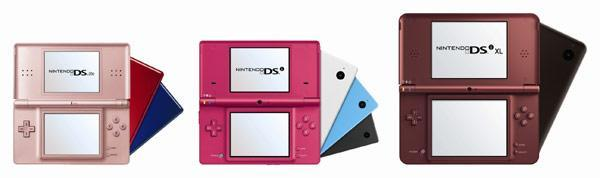 Nintendo's DS family becomes best selling gaming handheld in history