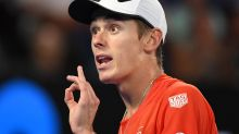 'I want to be boring': De Minaur skips past Tomic controversy