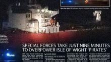 Opération commando. Pétrolier en détresse dans la Manche: que s'est-il passé?