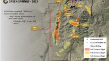 Contact Gold Completes 2021 Phase 1 Drill Program at Green Springs Gold Project, Nevada