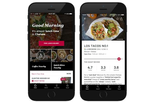Google is reportedly looking to sell Zagat