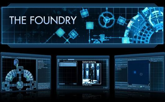 Captain's Log: The Foundry and you