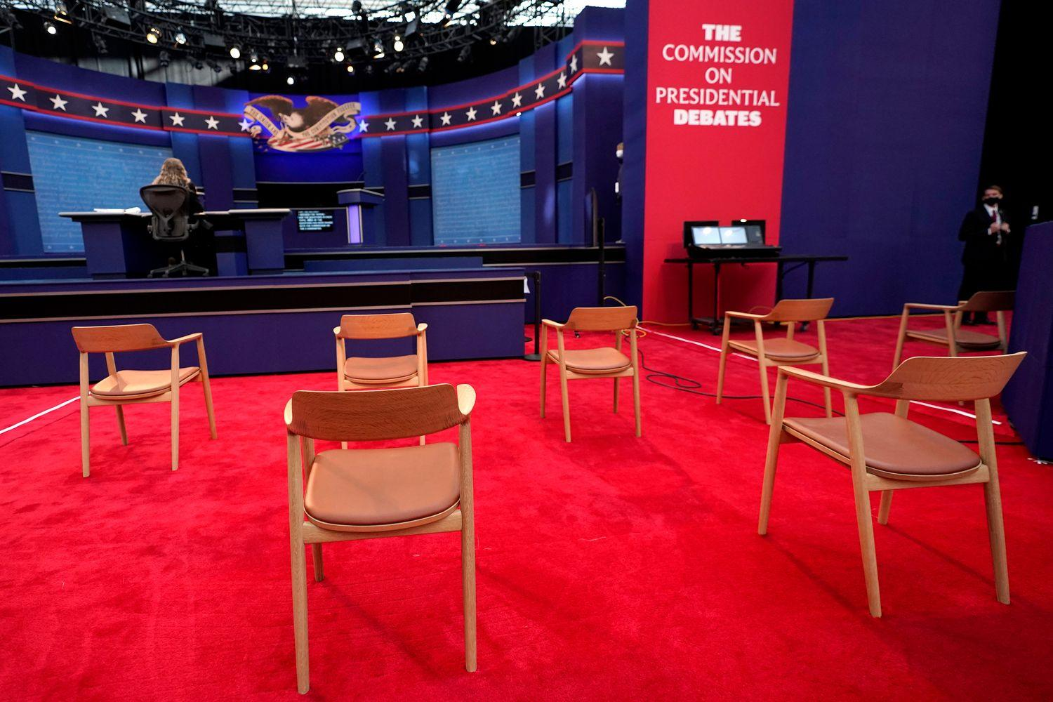 Watch Live: The first 2020 Presidential Debate