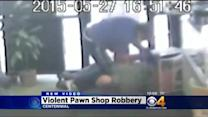 Violent Store Robbery At Centennial Pawn Shop