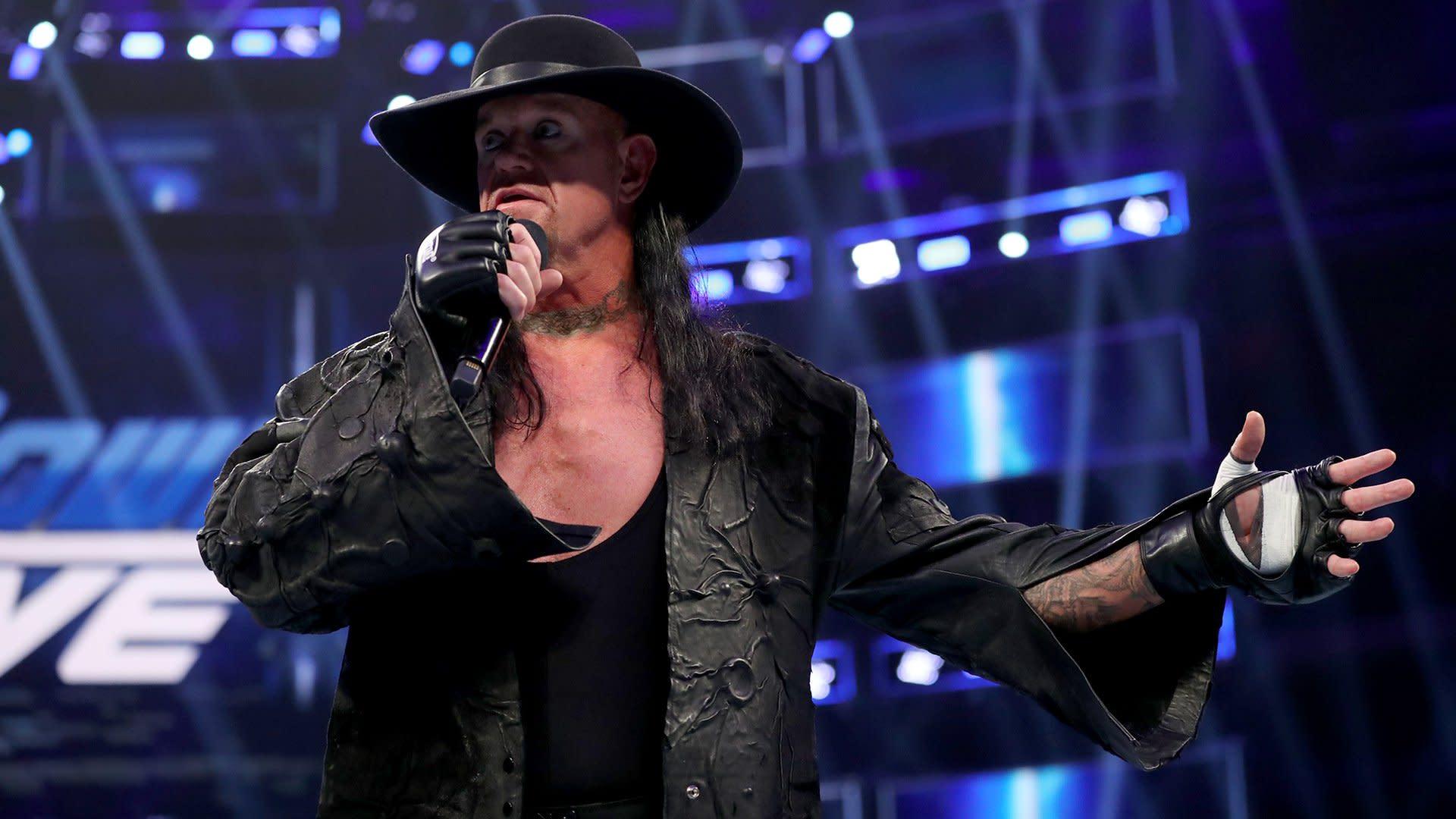 WrestleMania 36 Night 1 match grades: Undertaker better than expected; Strowman, Goldberg produce a stinker