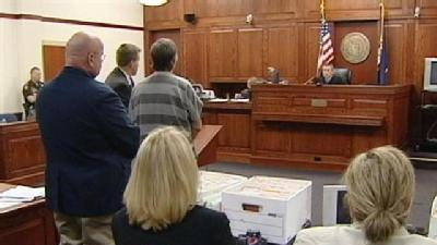 Murder Suspect To Make First Ind. Court Appearance