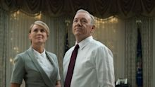 'House of Cards' star Robin Wright discusses 'second chances' for Kevin Spacey