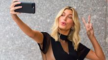 Hailey Baldwin's Massive Engagement Ring Is Front and Center on Her New 'Vogue Mexico' Cover