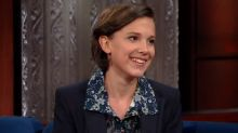 Millie Bobby Brown's family hasn't seen 'Stranger Things,' and neither has she!