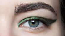 Why We're All Searching For Metallic Green Eye Make-Up