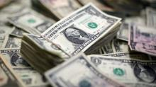 Dollar falters as risk appetite increases