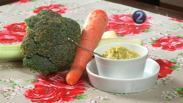 How To Prepare Broccoli, Leek, Carrot And Potato Cheese
