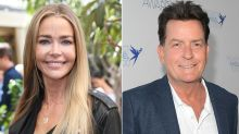 Charlie Sheen Confirms Bringing a 'Lady of the Night' to Denise Richards' Home One Thanksgiving