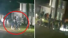 'Kids running wild': Shocking footage emerges from Airbnb party