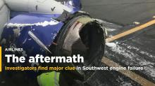 Investigators found a major clue to what may have caused Southwest jet's engine failure (LUV)