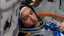 Los experimentos con los que el astronauta Luca Parmitano mirará a Marte