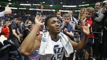 Donovan Mitchell's Jazz are the NBA's hottest team, and may be playoff-bound
