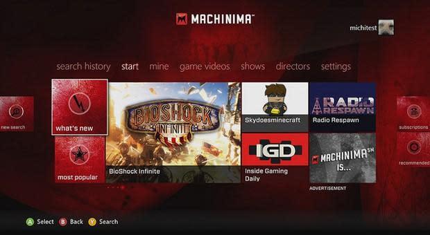 Reuters: Machinima mulling Netflix-like streaming service